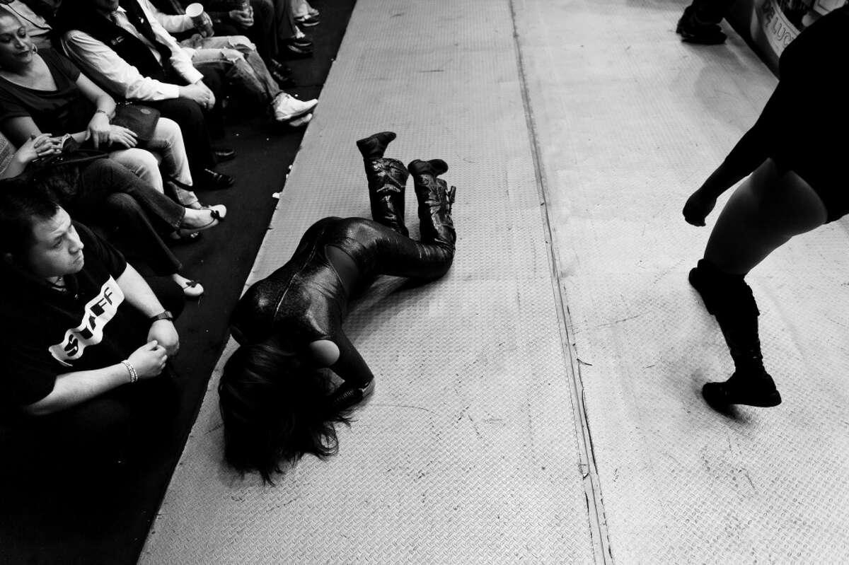 Lucha Women: January 2012