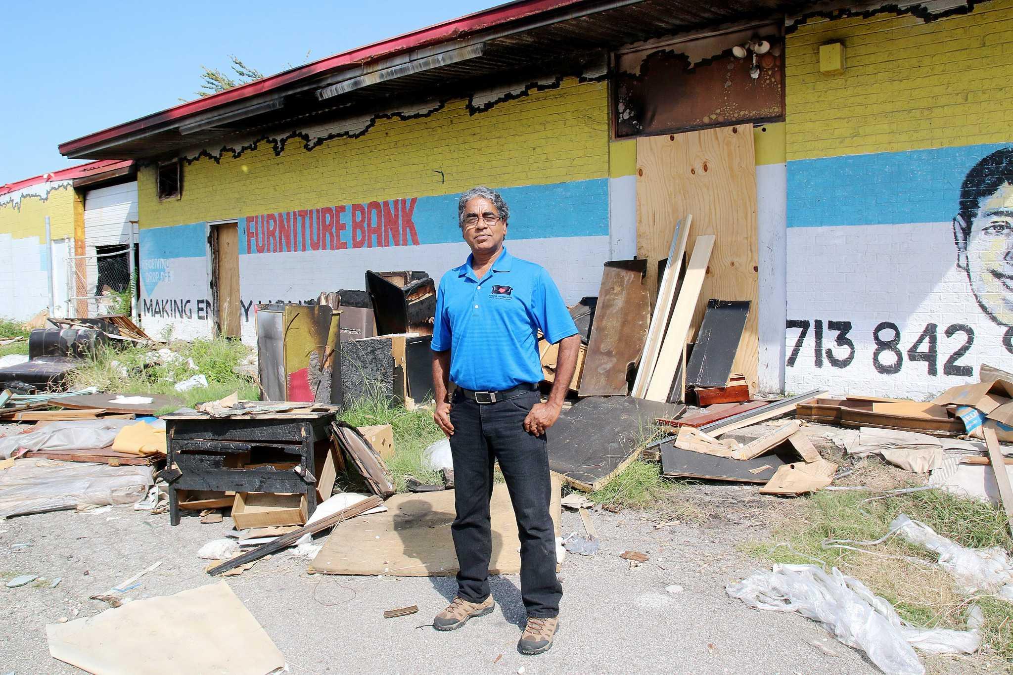 Furniture Nonprofit Gets Needed Donation Houston Chronicle