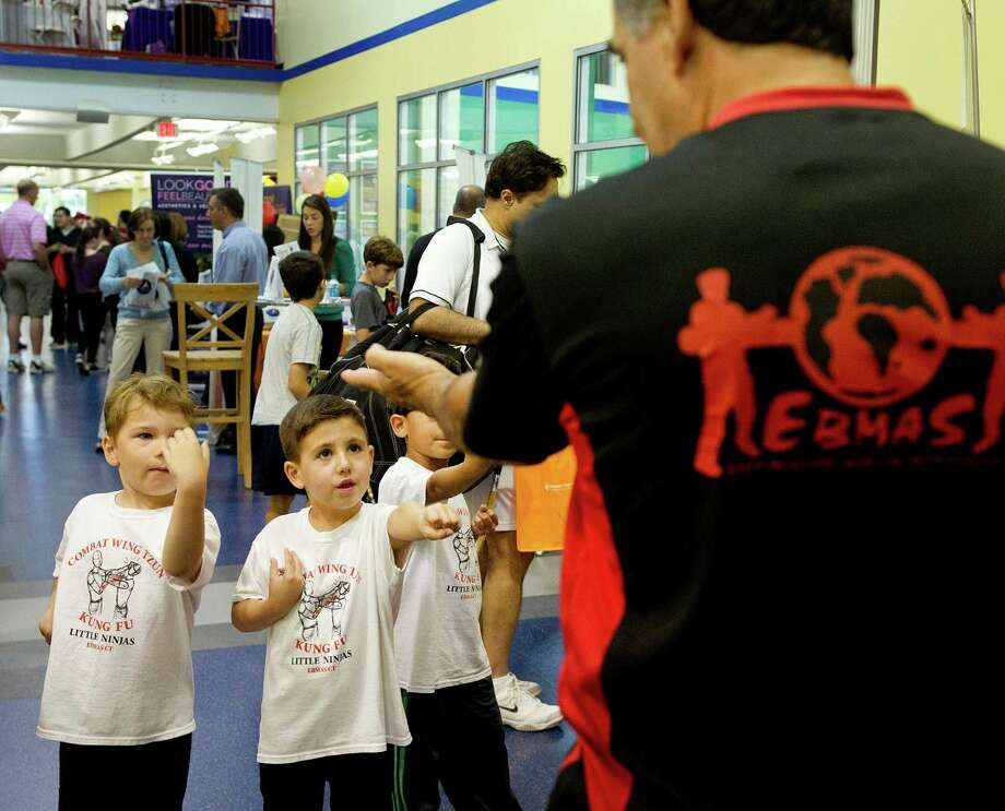 Stamford Hospital will hold its annual Health, Wellness and Sports Expo, pictured here last year, at Chelsea Piers, Connecticut, 1 Blachley Road, Oct. 17 from 9 a.m. to 4 p.m. and Oct. 18 from 11 a.m. to 4 p.m. Photo: Lindsay Perry / Hearst Connecticut Media / Stamford Advocate