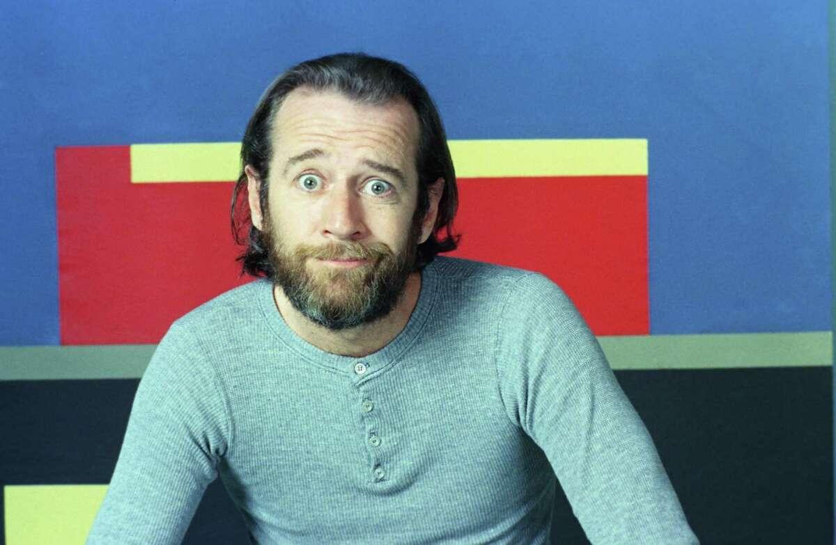 George Carlin, comedian