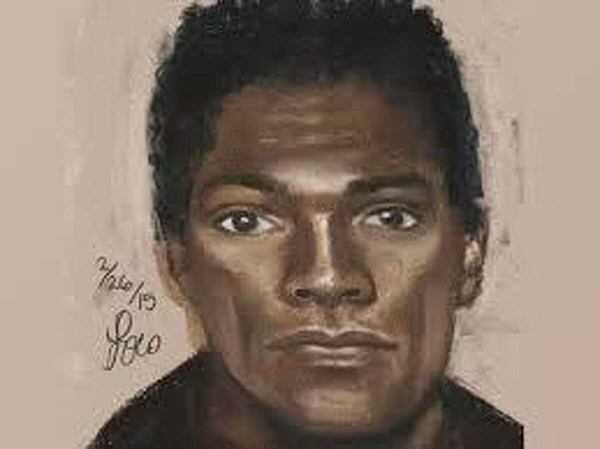 >B>Suspect Authorities released this sketch of a suspect in the Feb. 2015 slaying of Brinks armored guard Alvin Kinney.