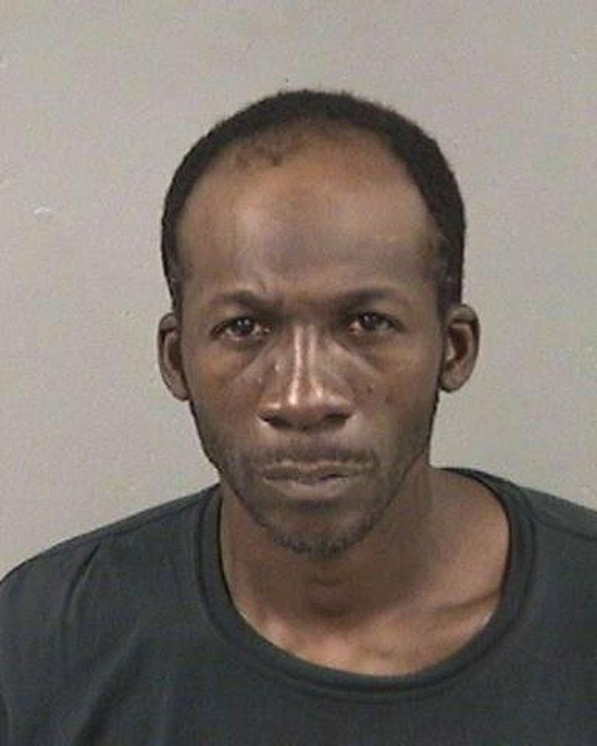Antwan Alexander Johnson, 40, of Oakland, was arrested after he allegedly lit Halloween costumes on fire in a San Leandro Walmart Tuesday, Oct. 13, 2005.