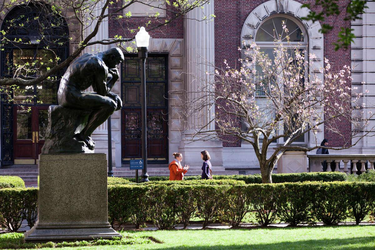 No. 14 Columbia University New York City Worst grade:Athletics (C+) See full grading by Niche