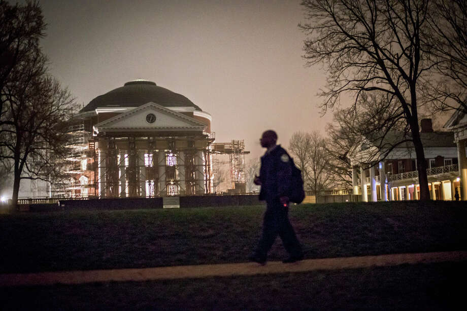 . 5 The University of Virginia 35 reported rapes Photo: The Washington Post, Getty Images / 2015 The Washington Post