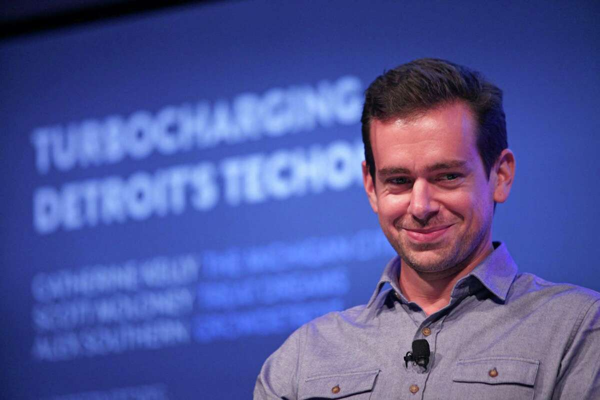 Jack Dorsey leads both Twitter and Square.