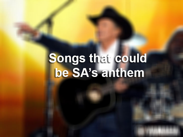 Songs that could be San Antonio's anthem - San Antonio ...
