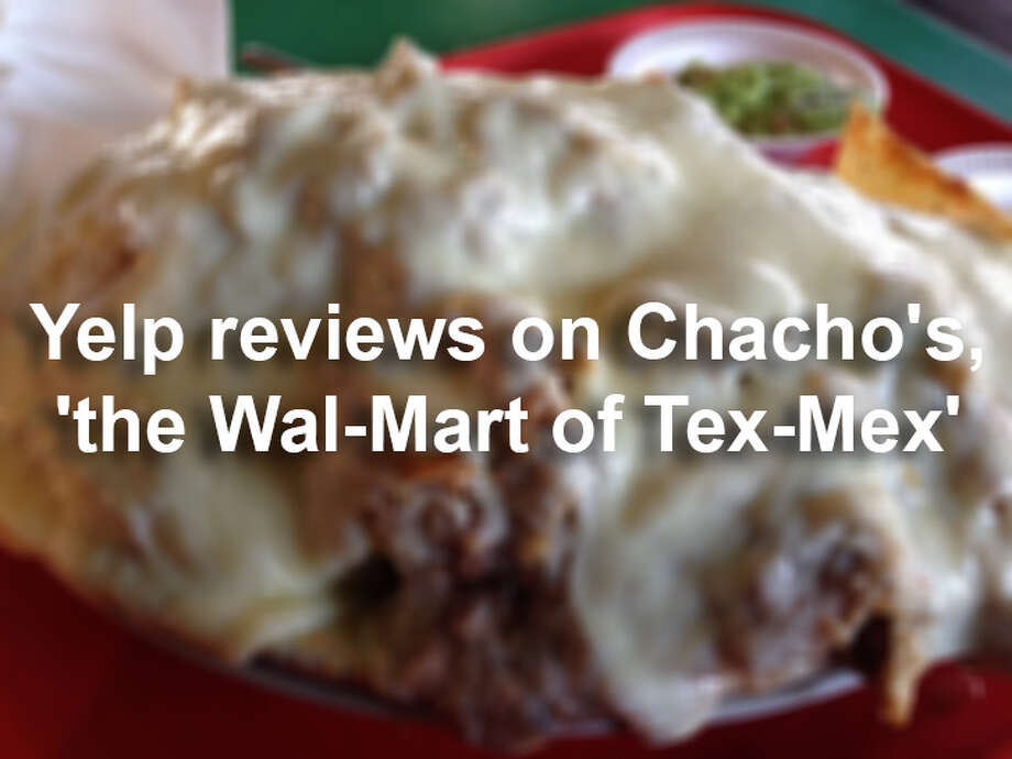 If you want to eat where San Antonio locals eat, it's been said, start with Chacho's. Click ahead to see the Yelp reviews that paint a smack-down, messy picture with the Instgrammers who show nothing but love and loyalty. Photo: BostonTx/ Flickr
