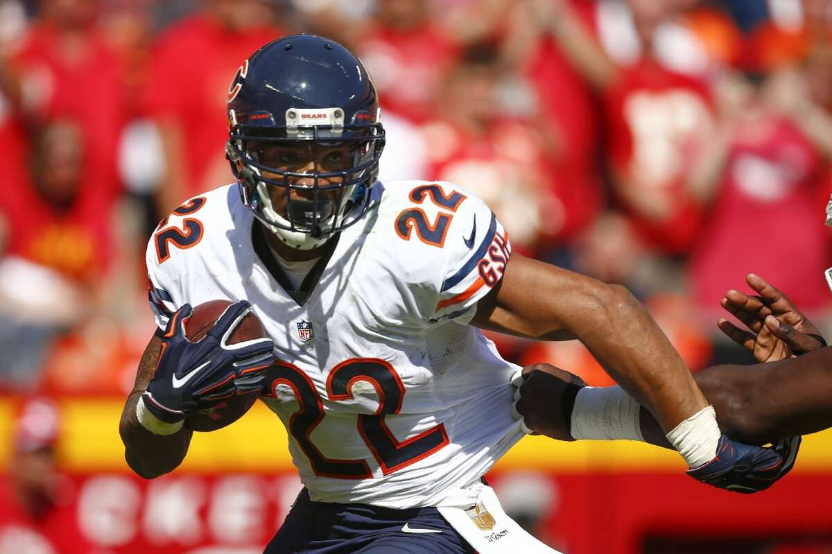THROUGH FREE AGENCY Matt Forte, Chicago Bears Like Arian Foster, Forte is on the downhill side of his career. The 30-year-old missed some time last year with an MCL injury, but he's only missed eight games due to injury in his eight-year career. He rushed for a career-low 898 yards last season.