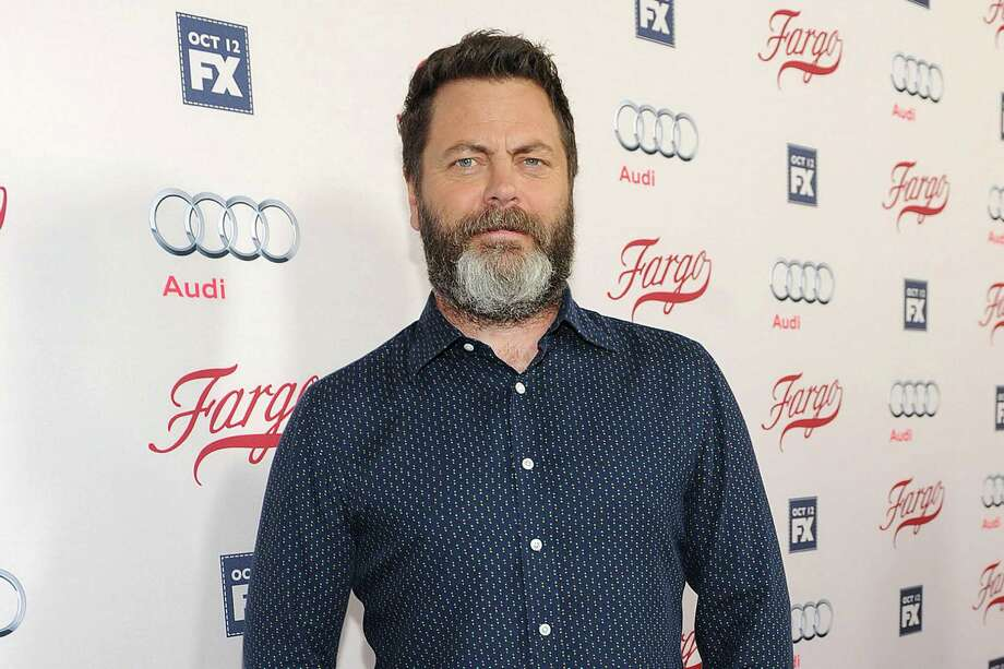 Nick Offerman: Oct. 6, Moore Theatre / © Corbis.  All Rights Reserved.