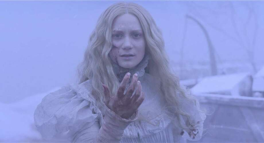 "Mia Wasikowska co-stars in ""Crimson Peak."" Photo: Universal Pictures / Universal Pictures"