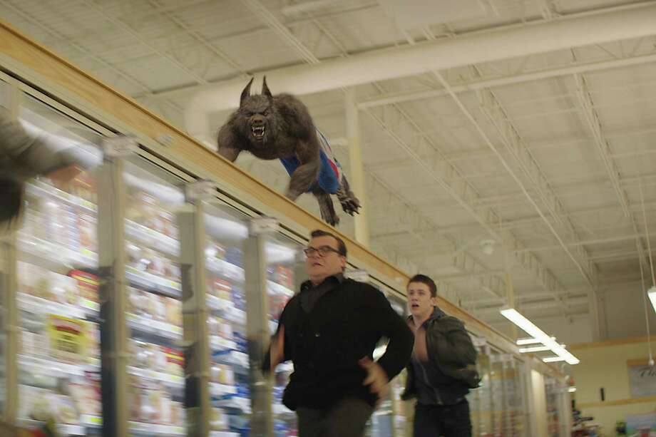 "R.L. Stine's spooky creations run amok in ""Goosebumps."" Photo: Columbia Pictures / ©2015 CTMG. All Rights Reserved."