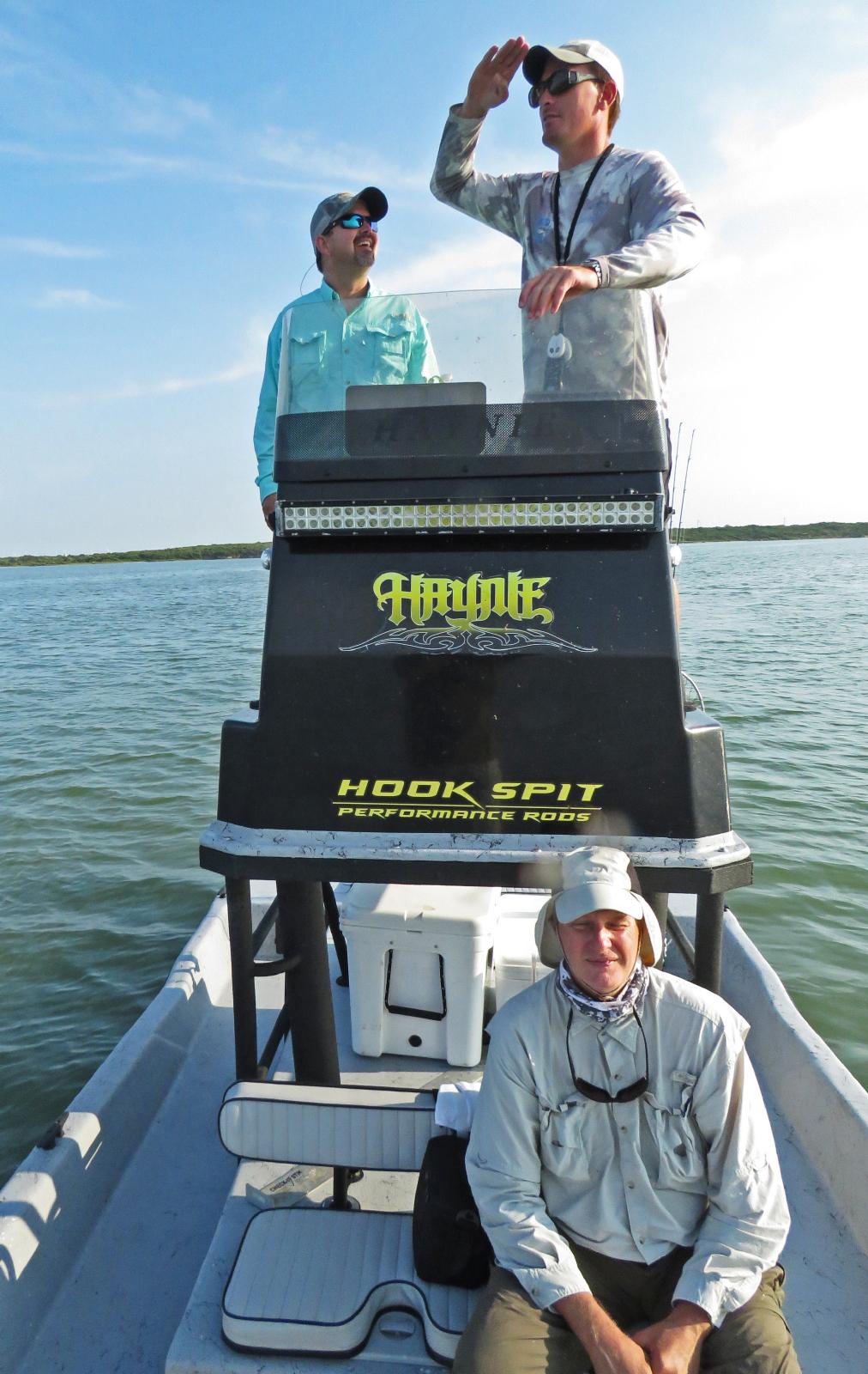 Fall fishing forecast terrific for texas coast san for Fishing near san antonio