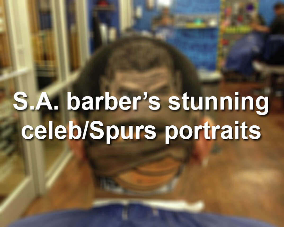 Thanks to his incredible lifelike haircut portraits of everyone from Tim Duncan to Ellen, Rob the Original has earned nationwide fame.Click through to see some of his finest cuts.