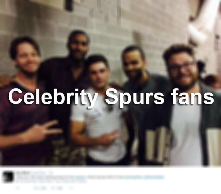 Click through the gallery to see which celebs bleed silver and black.