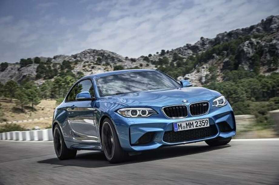 The all new 2016 BMW M2 Coupe.