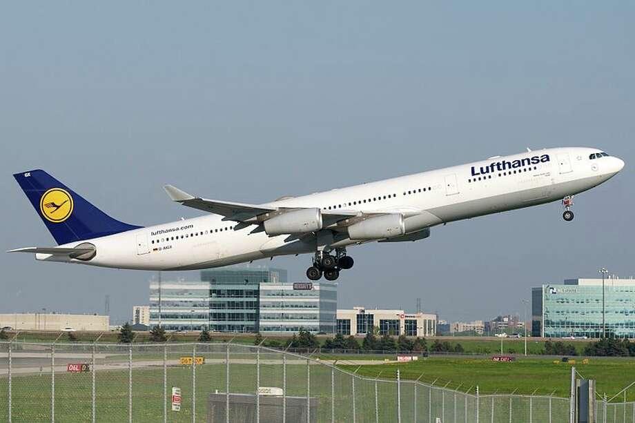 Top 10No. 10:Lufthansa, Germany
