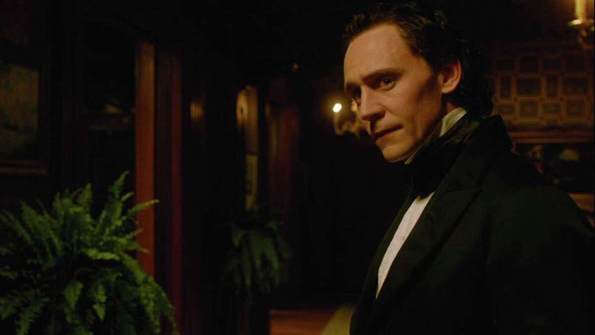 "Tom Hiddleston in ""Crimson Peak."" (Photo courtesy Universal Pictures/TNS)"