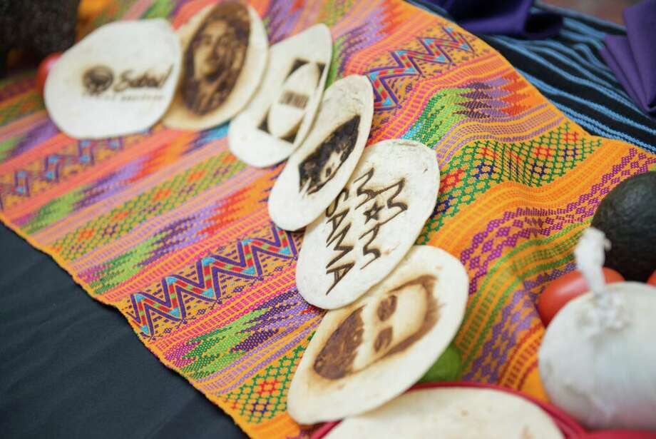The Convergent Media Collective will be printing images on tortillas at Luminaria. Photo: Courtesy Photo