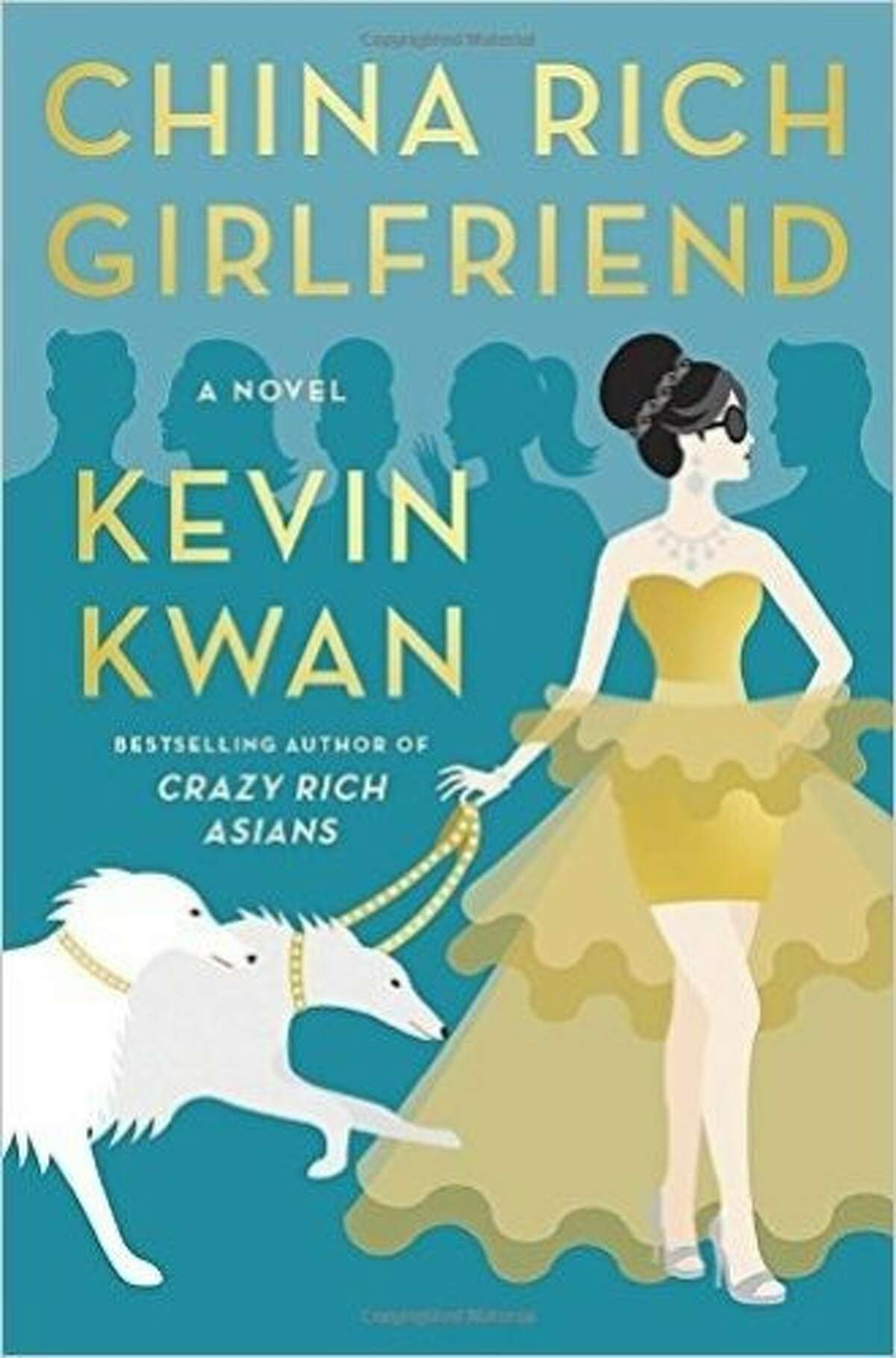 Kevin Kwan, author of