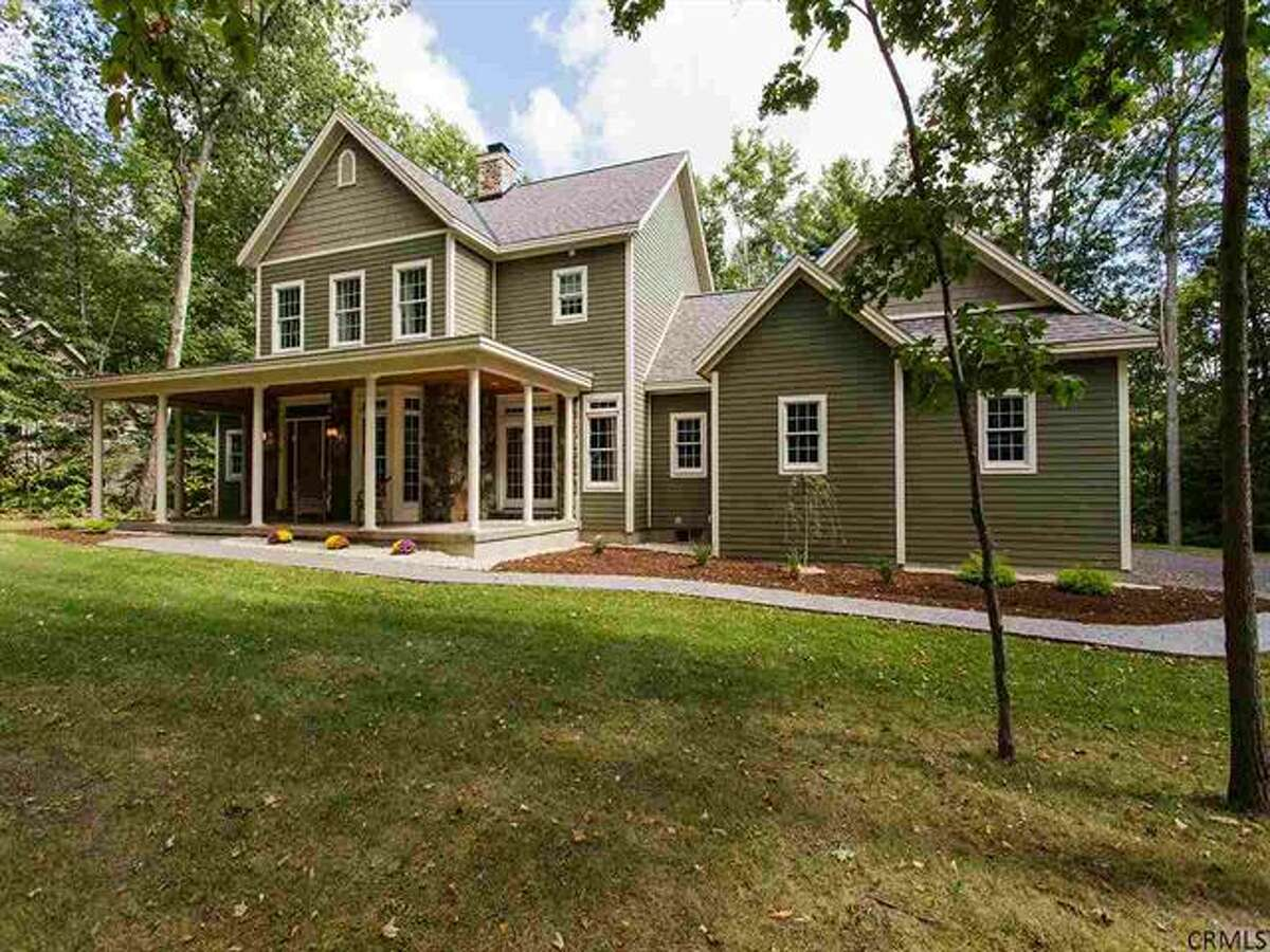 8 Magnolia Drive in Averill Park is on the market for $459,000. For details, contact Mary Lourdes Pinckney, Sotheby's Realty at 518-685-4118.Visit realtor's site.