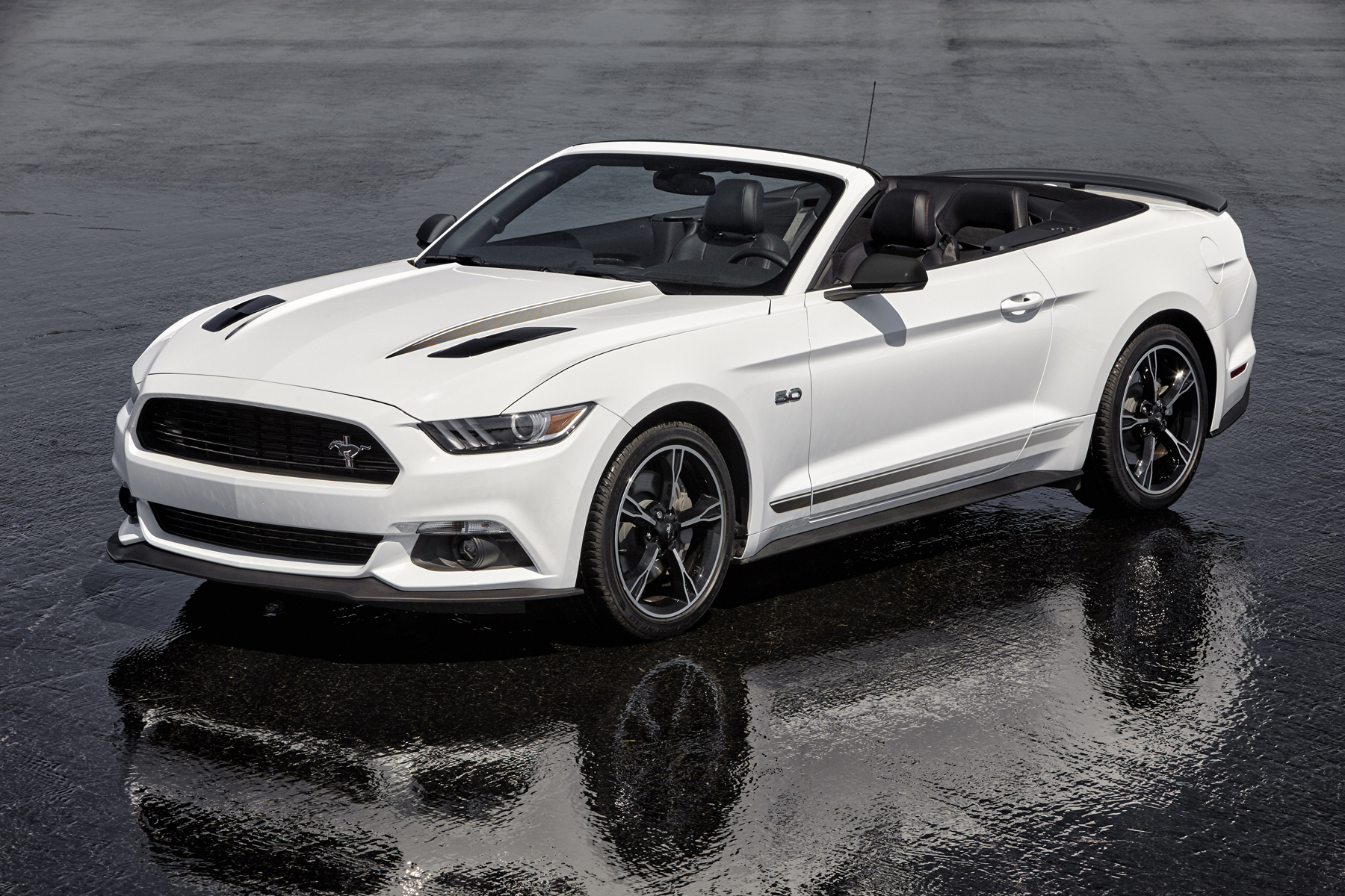 Test drive 2016 ford mustang convertible times union