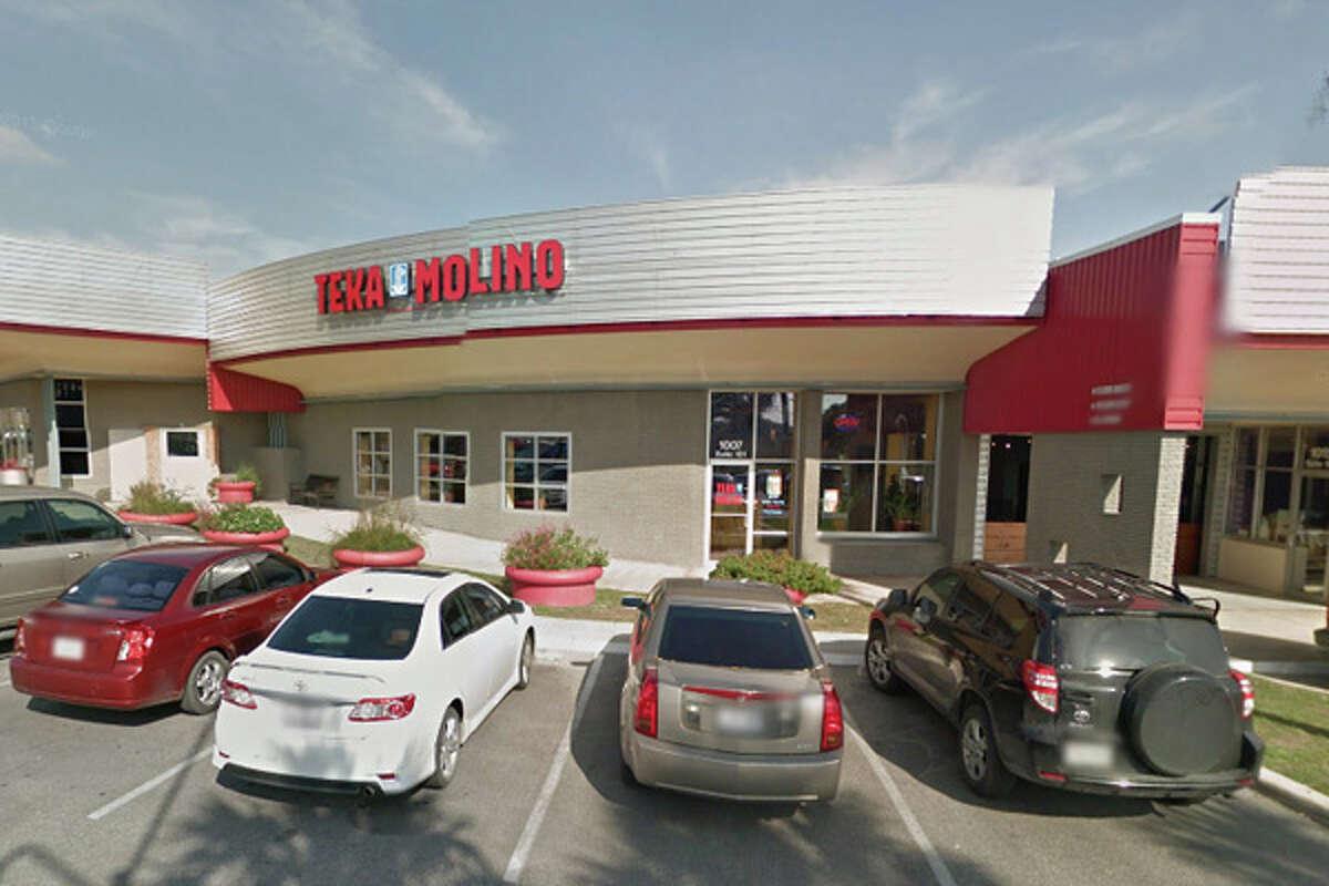 Teka Molino: 1007 Rittiman Road, San Antonio, Texas 78218Date: 02/20/2017 Score: 68Highlights: Pipe above hand washing sink was dripping