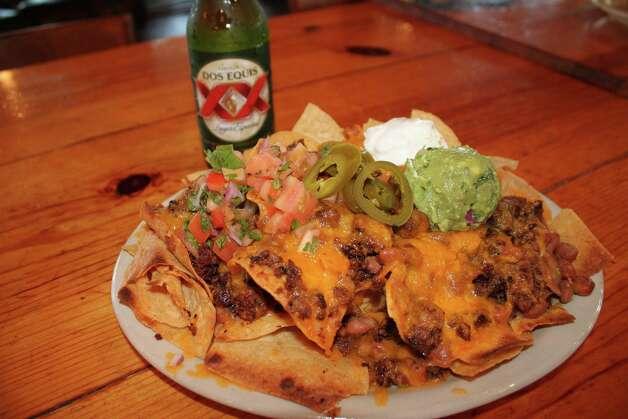 GR8 Plate Hospitality GroupJax Grill Washington Corridor:1613 Shepherd  Bellaire: 6510 Rice Photo: nachos