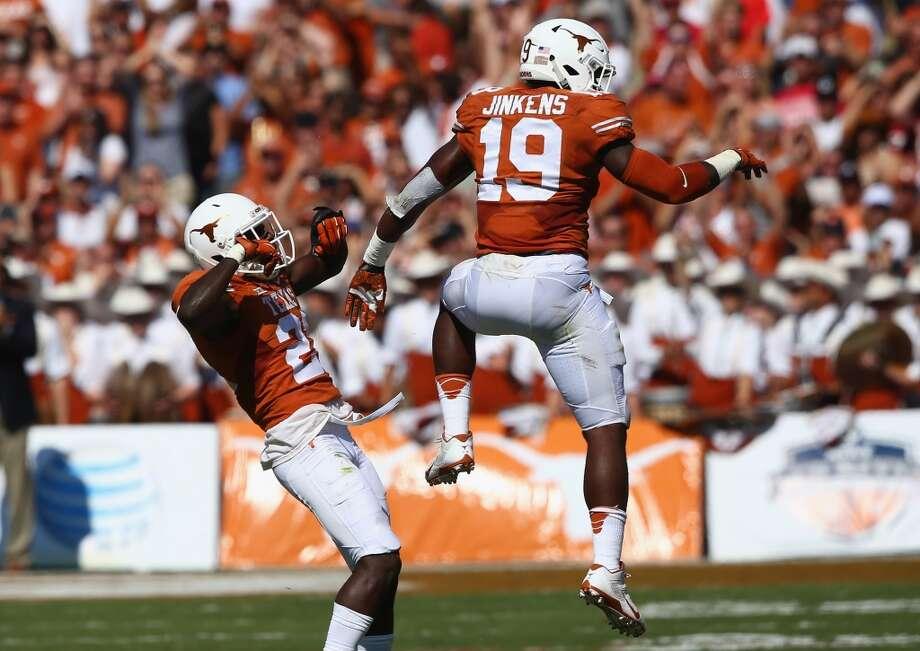 University of Texas Athletic revenue: $179.6 Photo: Ronald Martinez, Getty Images