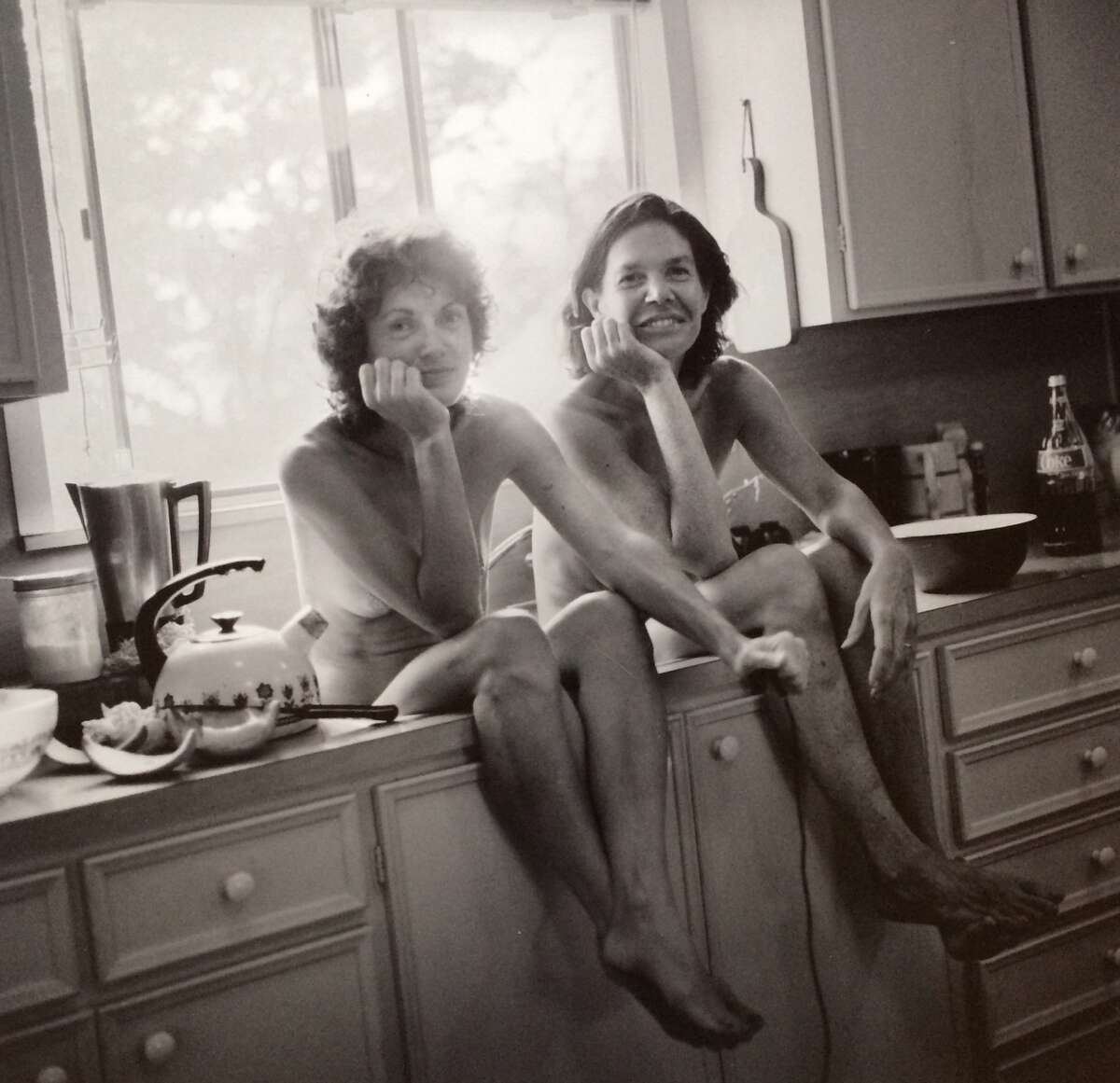 """Mary Margaret Hansen and Patsy Cravens in 1981. (For more photos from """"Finding Our Way,"""" scroll through the gallery.)"""