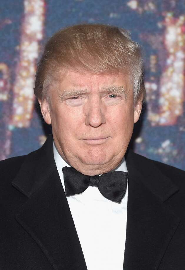 Donald Trump has been a presence on Saturday Night Live for more than 20 years, appearing as a host and the subject of various sketches. Keep clicking to see Trump's SNL appearances over the years. Photo: Gary Gershoff, WireImage