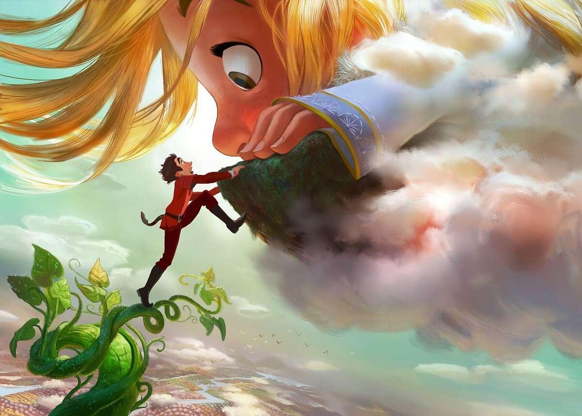 "Pixar's feature ""Gigantic"" is set for release in 2018."