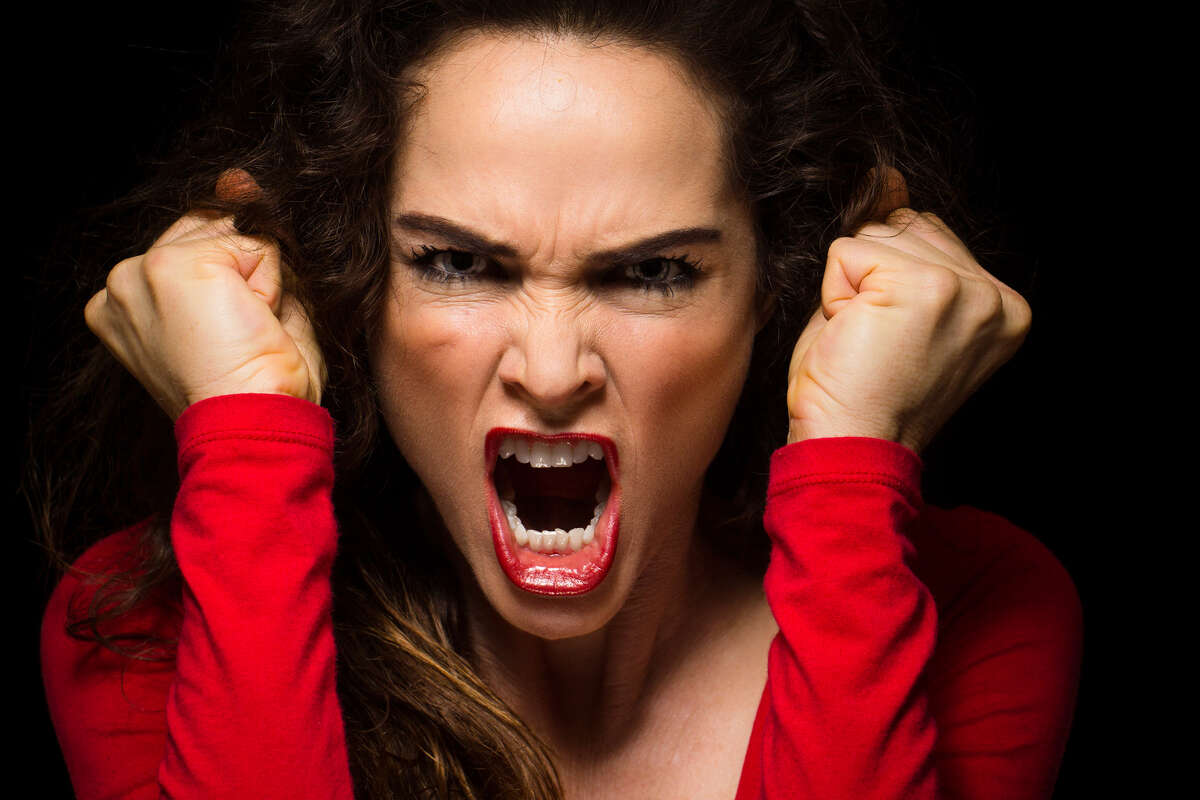 1) Don't lose control of you Talk yourself through a crisis. Crying, getting upset or losing control over your anger weakens you when you need to be strong.