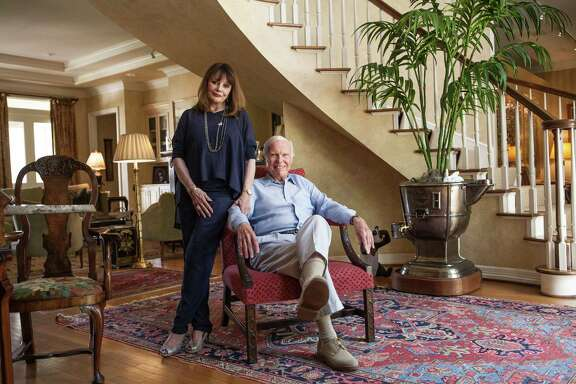 Cynthia and Alan Craft split between two Houston institutions.
