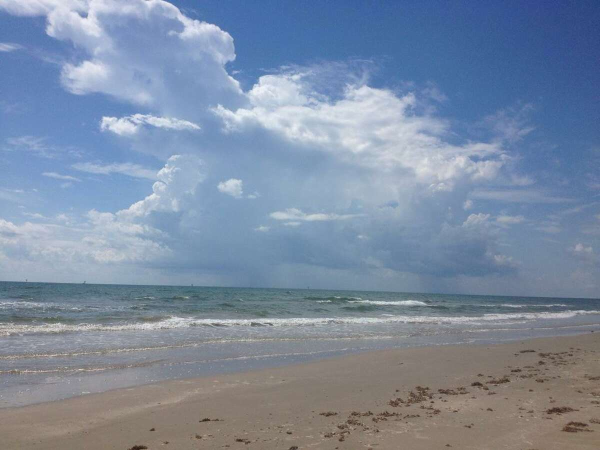 Padre Island National Seashore, where quiet spots can be found after school is back in session.