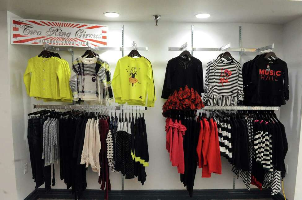Two Ring Circus , a clothing store that caters to children aged 2-12, opened in the Dauchy Building at 279 River St. in Troy in October. Read more.