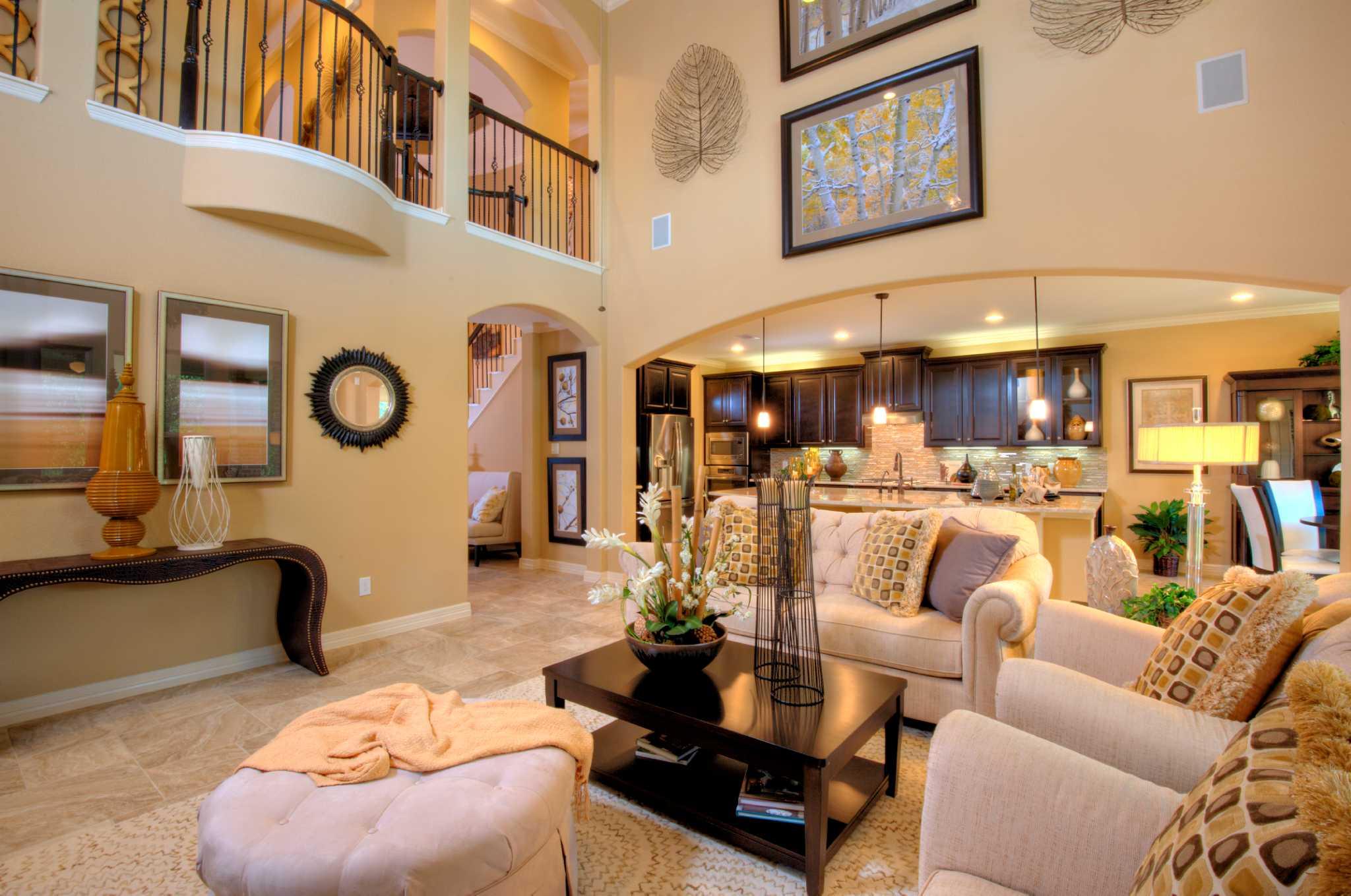 Harmony Presents New Model Homes Houston Chronicle