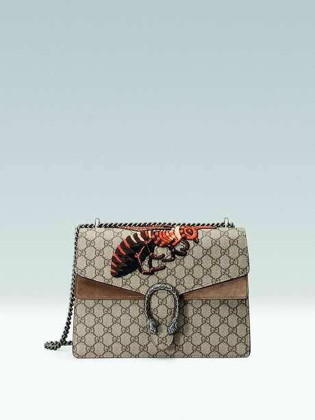 Dionysus GG Supreme embroidered bag, $3,400. Available at Gucci, 240 Stockton St., S.F. and www.gucci.com Photo: Cosimo Sereni, Gucci