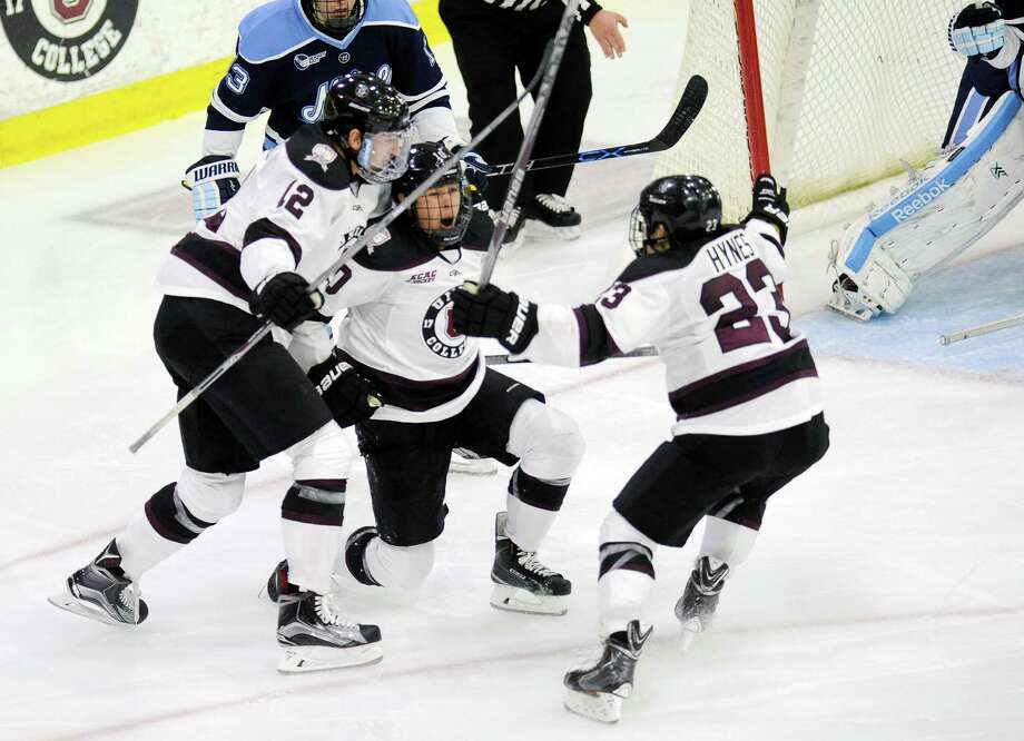 Blt Line Stays Hungry For Union Hockey Times Union