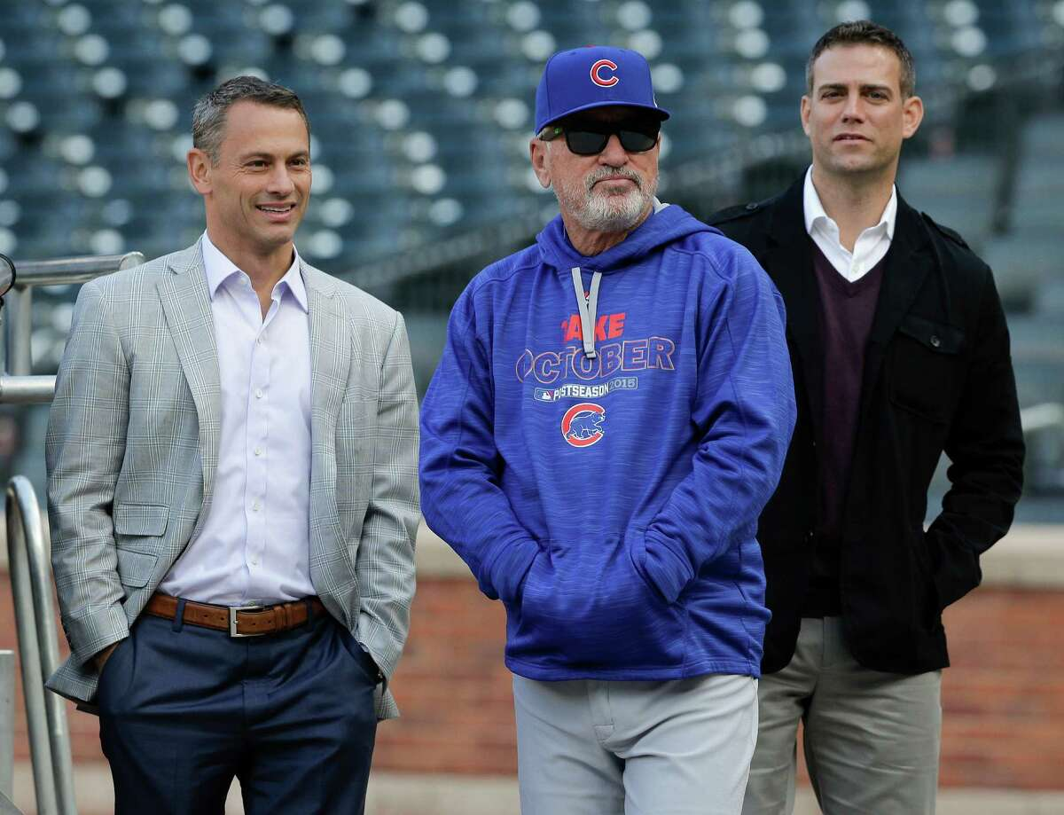 Early years Theo Epstein (right) was born in 1973 in New York City and grew up in Brookline, Mass. His twin brother, Paul, a guidance counselor, is one minute older.