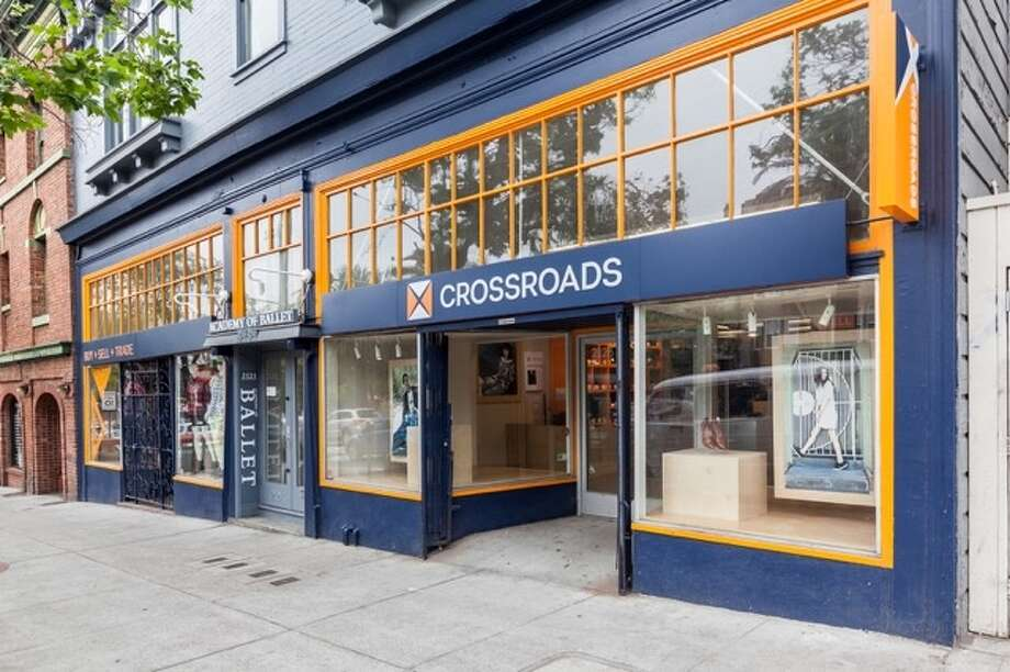 """Crossroads Trading will have 35 locations when a new store on Montrose opens in January. / """"Patricia Chang"""""""