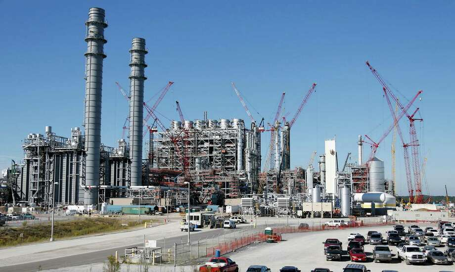 Southern Company and South Korea's largest electric utility are partners in a venture to distribute technology used to capture carbon emissions at Southern's  Kemper County power plant nearing completion in Mississippi. (AP Photo) Photo: Rogelio V. Solis, STF / AP