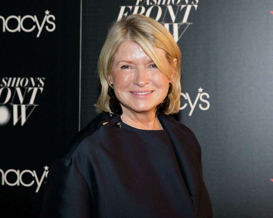 Martha Stewart says a lifestyle has to coop-erate with your business. Photo: Michael Zorn, INVL / Invision