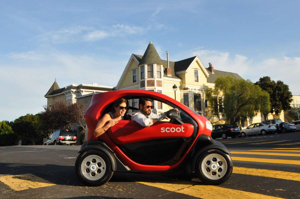 The Scoot Quad has a maximum speed of 25 mph and range of 40 miles.