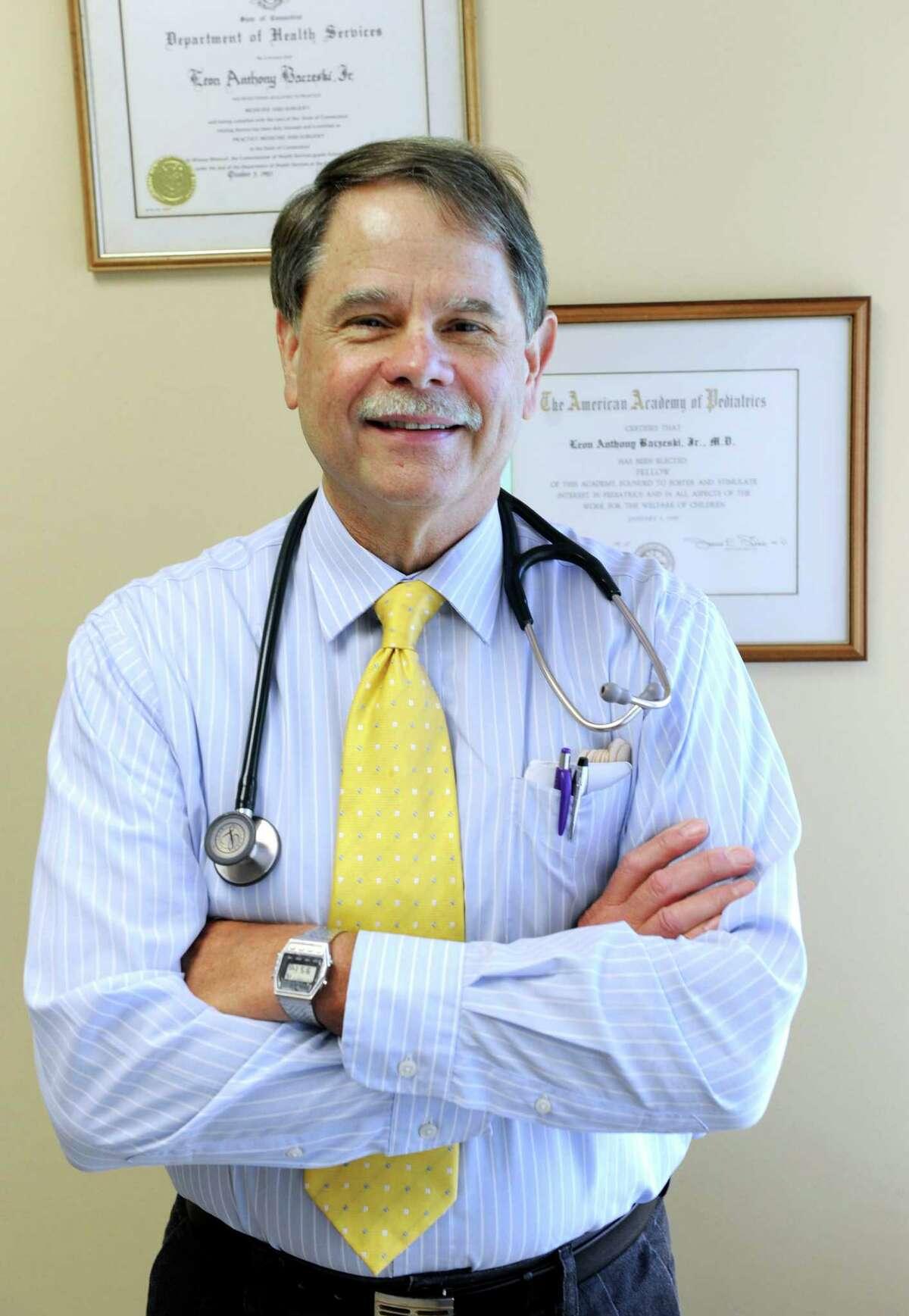 Dr. Leon Baczeski is a Danbury pediatrician with Pediatric Associates of Western Connecticut.
