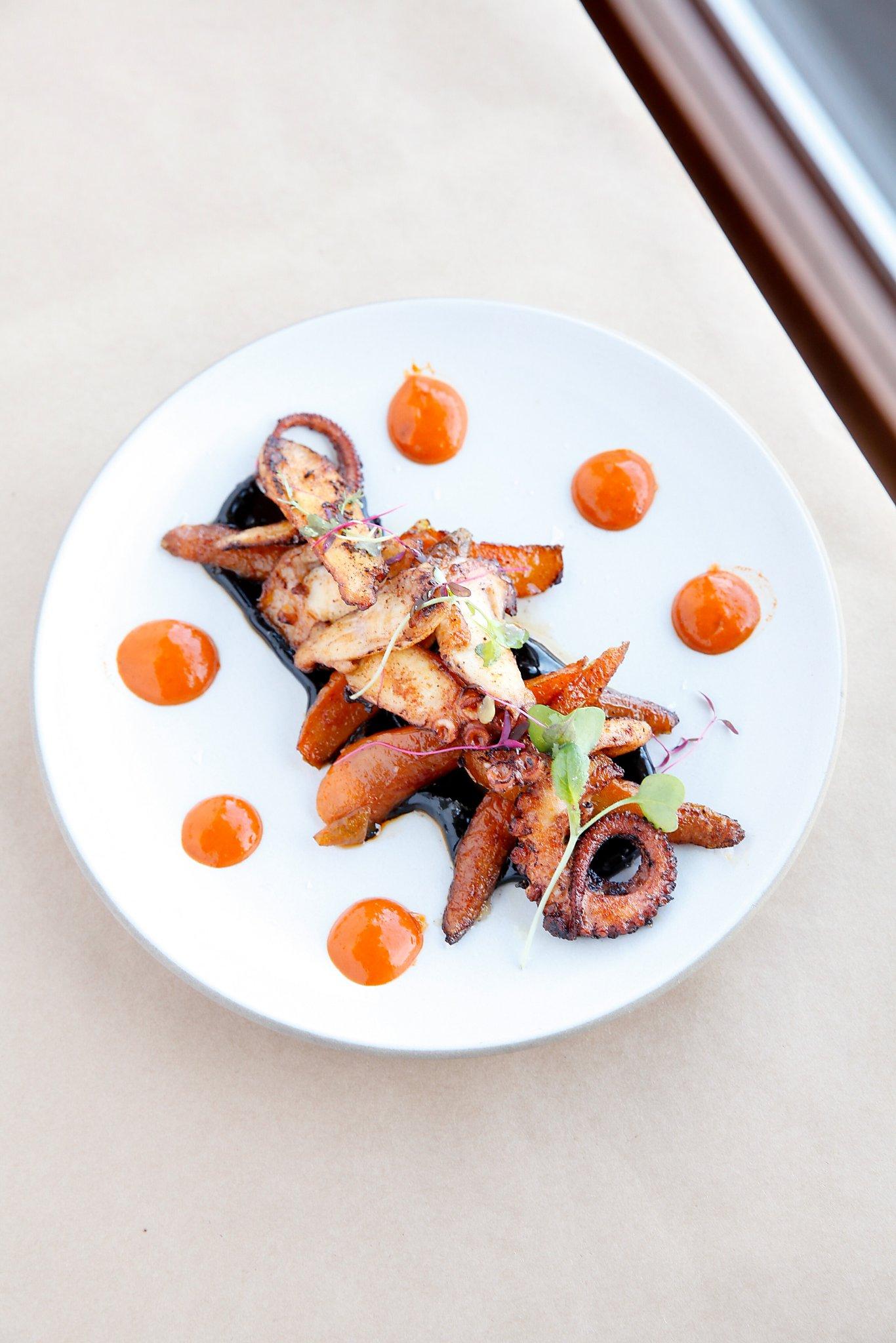 Downtown Napa's sizzling restaurant scene - SFGate