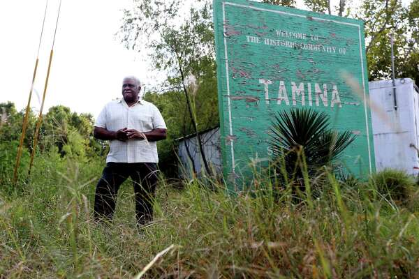 In shadow of The Woodlands, Tamina community fights to stay
