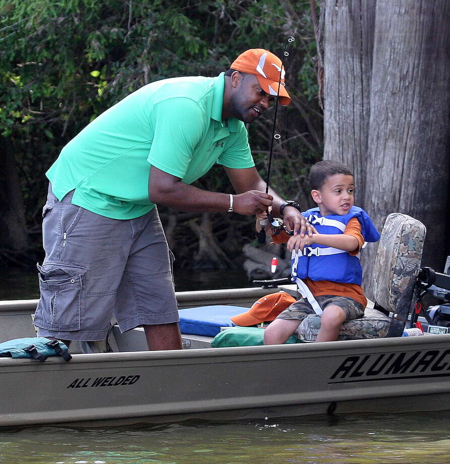 Should Texans have a constitutionally protected right to fish or hunt? Voters will decide Nov. 3. Photo: Picasa