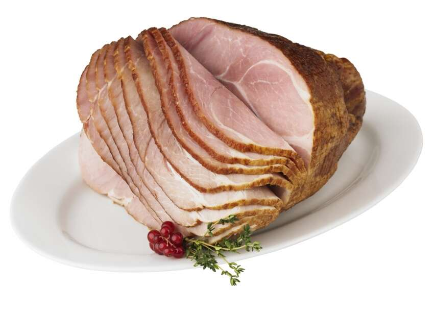 Employee claimed his grandmother poisoned him with ham.