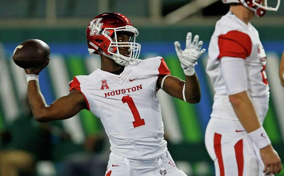 HIGHS Around the area:Houston, which eased to No. 21 from No. 24 nationally under first-year coach Tom Herman, is one of only two FBS teams (along with Baylor) to score a touchdown on each of its opening drives this season. The 6-0 Cougars have won four of their games by at least three touchdowns following their 42-7 victory at Tulane on Friday. Photo: Max Becherer, Associated Press / FR 171354AP