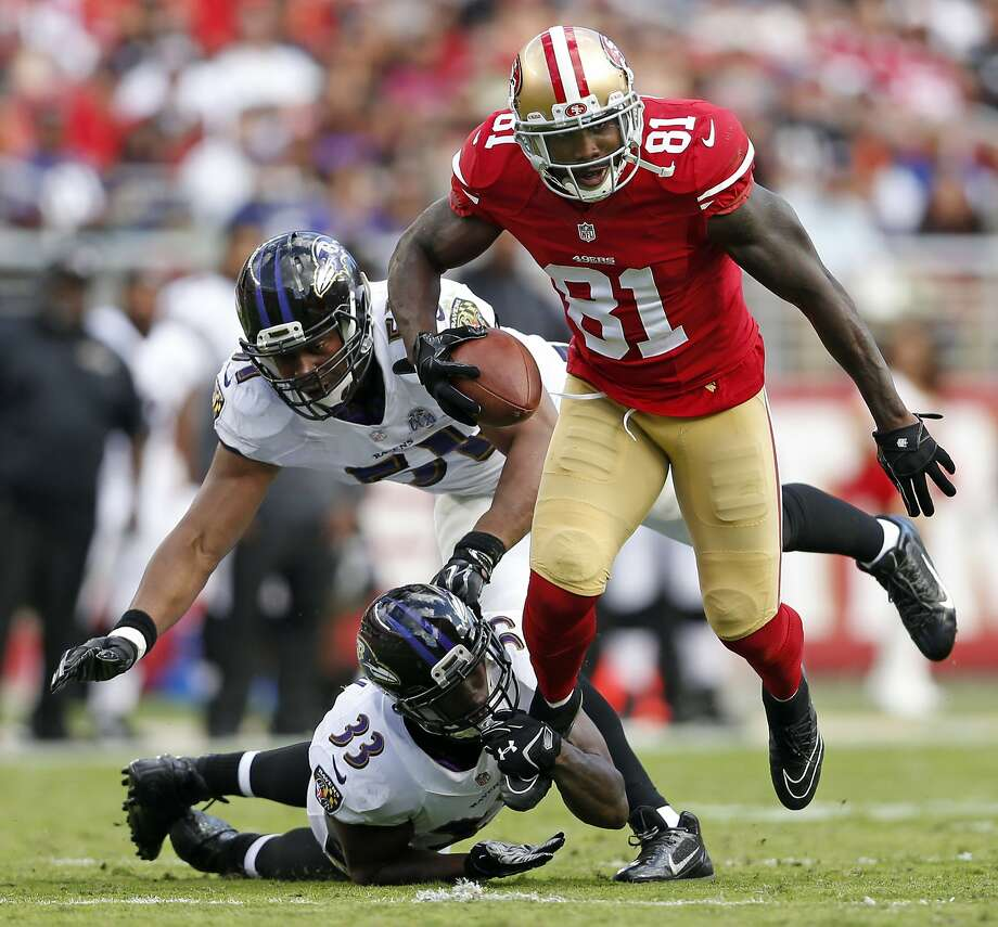 NFL Jerseys Nike - Anquan Boldin indispensable to 49ers' success - SFGate